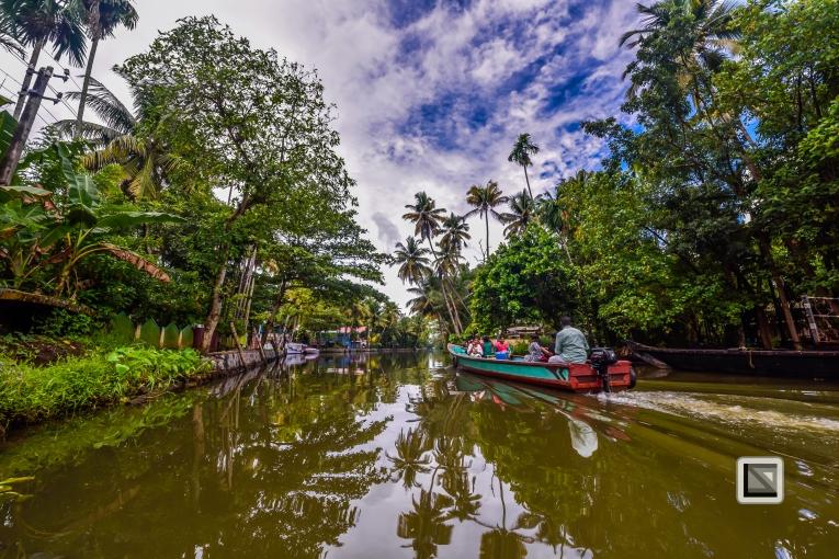 India - Kerala - Backwaters-44