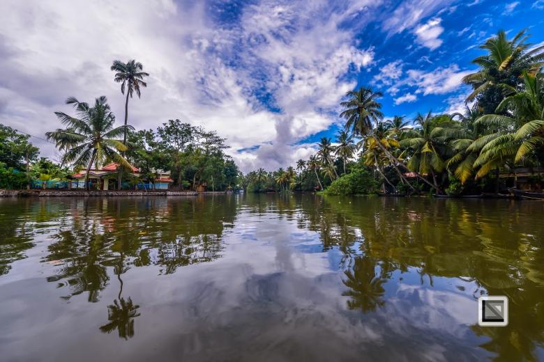 India - Kerala - Backwaters-45