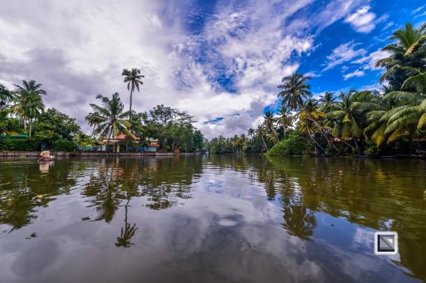 India - Kerala - Backwaters-47