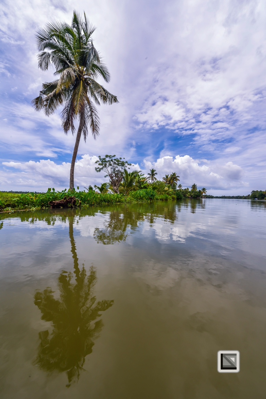 India - Kerala - Backwaters-7