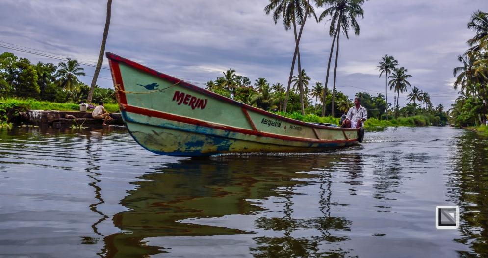 India - Kerala - Backwaters