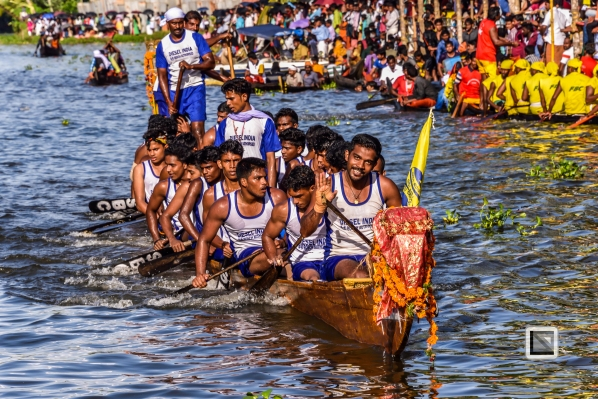 India - Kerala - Kumarakom Boat Race-10