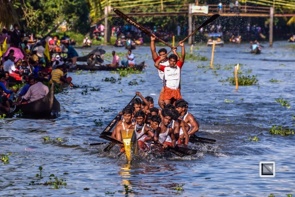 India - Kerala - Kumarakom Boat Race-3