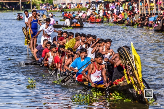 India - Kerala - Kumarakom Boat Race-6