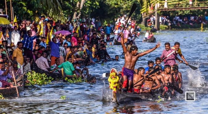 India - Kerala - Kumarakom Boat Race-7