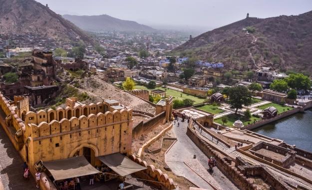 India - Rajasthan - Jaipur-11