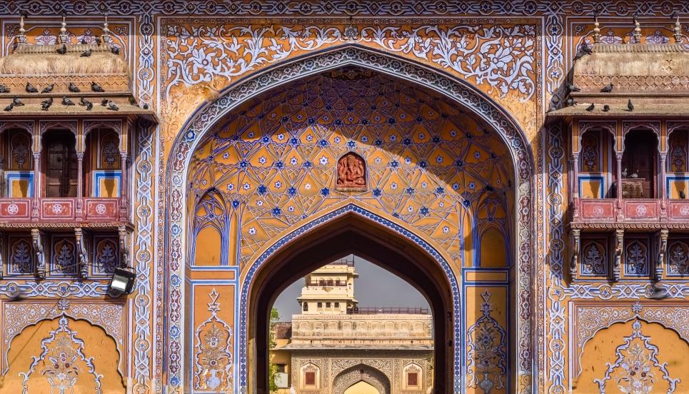 India - Rajasthan - Jaipur-4
