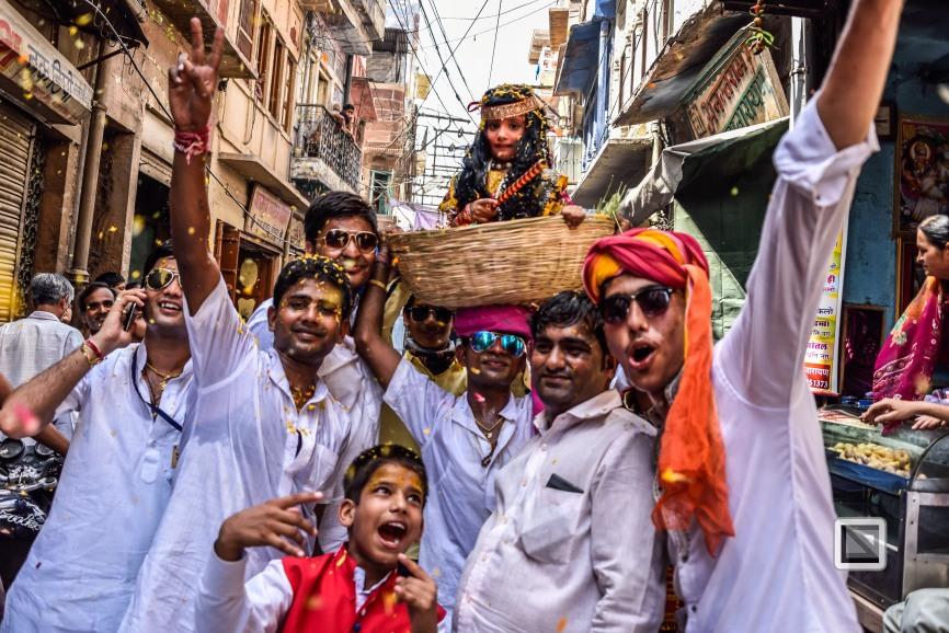 India - Rajasthan - Jodphur-25