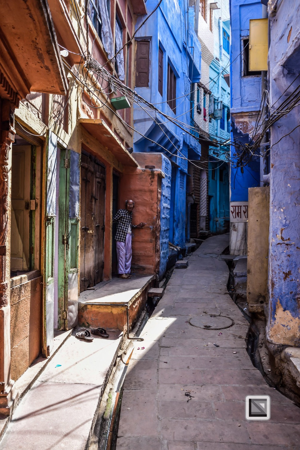 India - Rajasthan - Jodphur-27