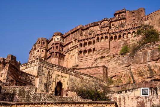 India - Rajasthan - Jodphur-39