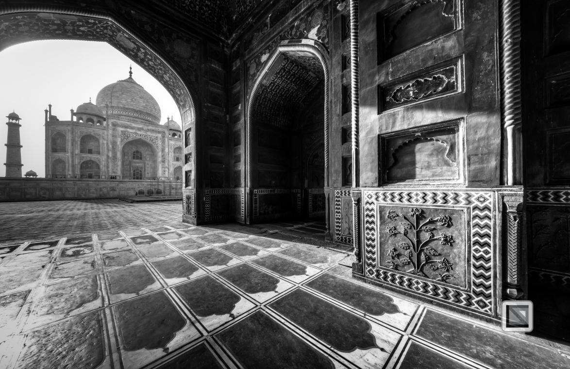 India - Taj Mahal-12