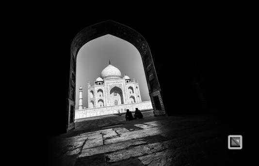 India - Taj Mahal-14