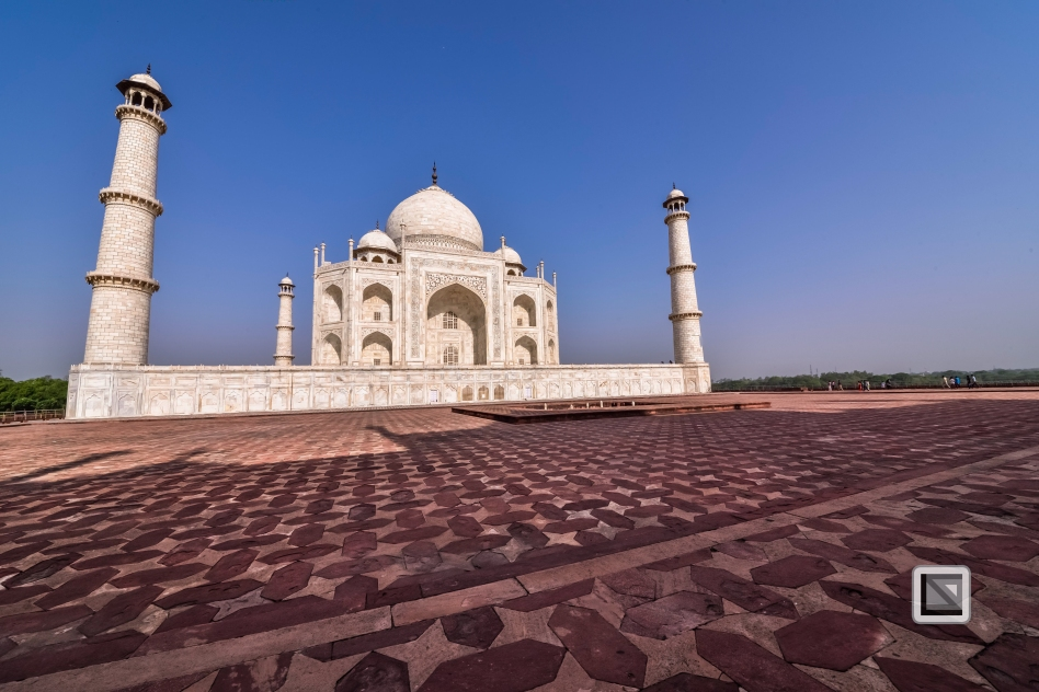 India - Taj Mahal-15