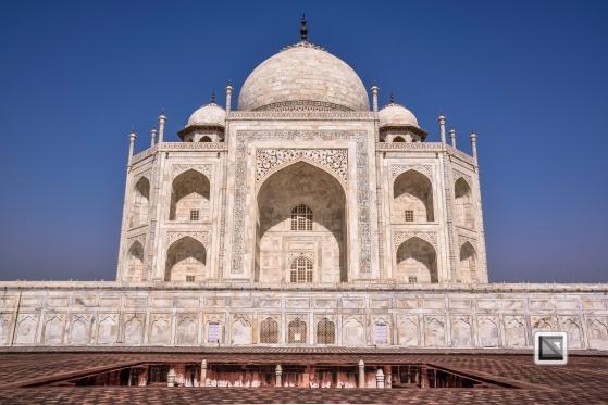 India - Taj Mahal-16