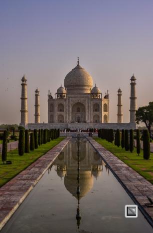 India - Taj Mahal-2
