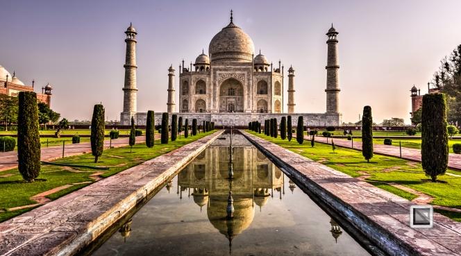 India - Taj Mahal-4