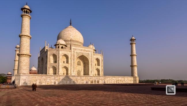 India - Taj Mahal-5