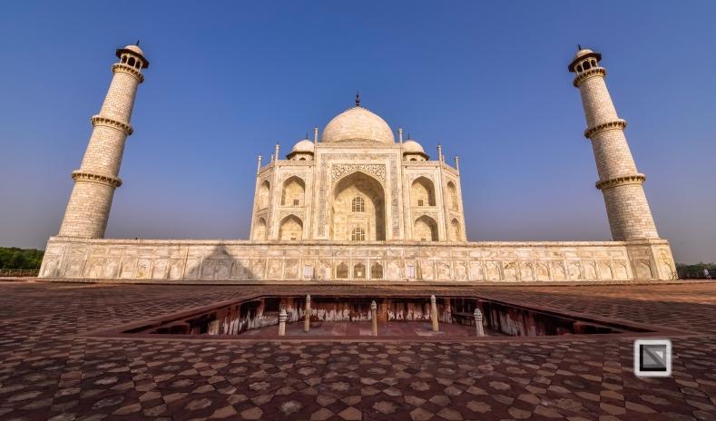 India - Taj Mahal-6