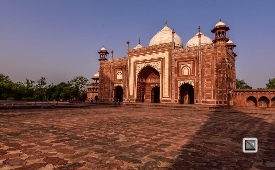 India - Taj Mahal-8