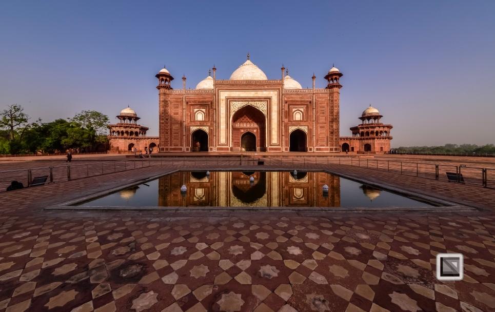 India - Taj Mahal-9
