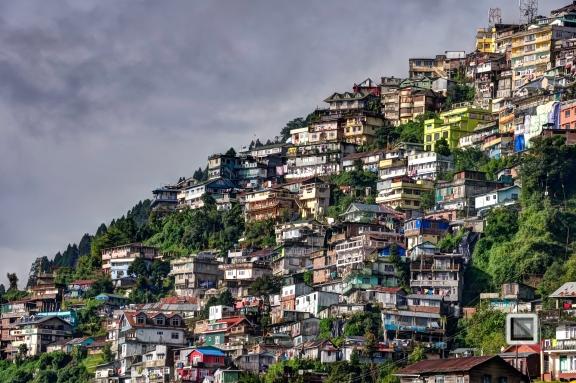 India - West Begal - Darjeeling-3