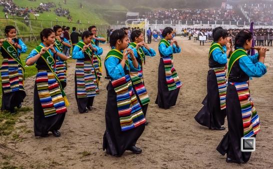 India - West Begal - Darjeeling - Independence Day Celebration-10