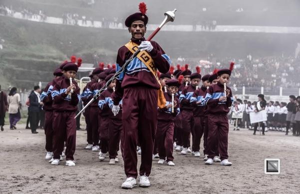 India - West Begal - Darjeeling - Independence Day Celebration-12