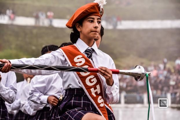India - West Begal - Darjeeling - Independence Day Celebration-13