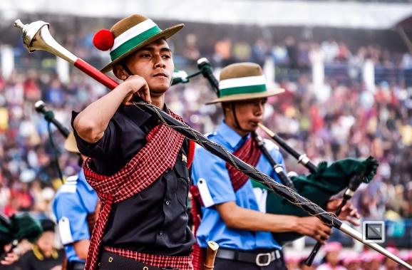 India - West Begal - Darjeeling - Independence Day Celebration-15