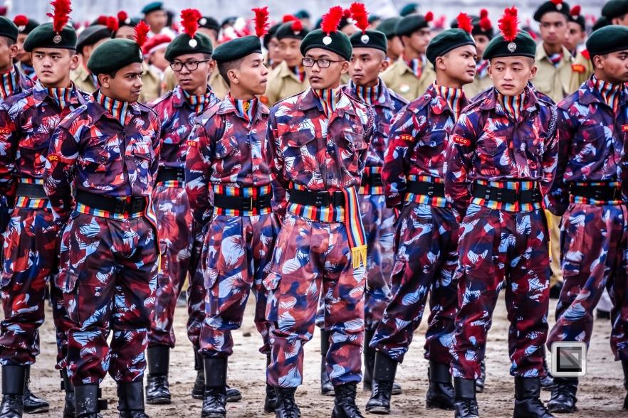 India - West Begal - Darjeeling - Independence Day Celebration-17