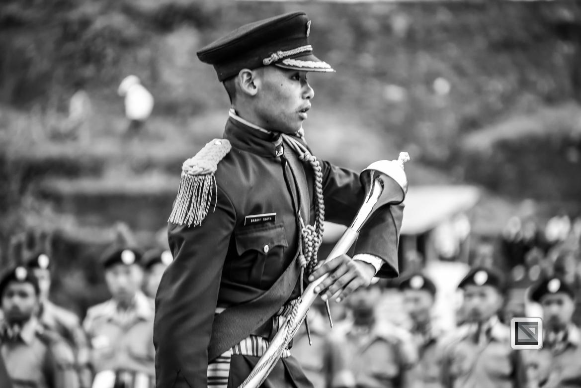India - West Begal - Darjeeling - Independence Day Celebration-18