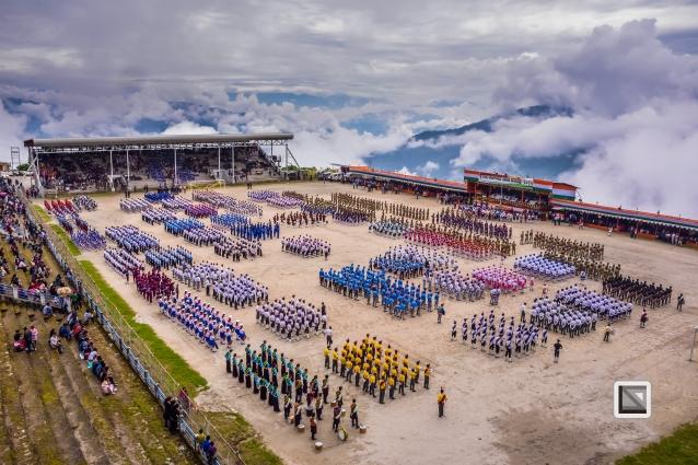 India - West Begal - Darjeeling - Independence Day Celebration-2