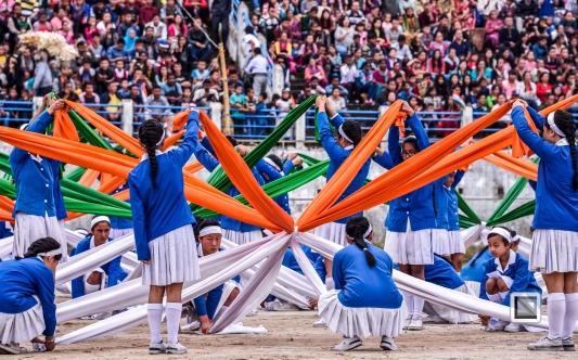 India - West Begal - Darjeeling - Independence Day Celebration-20