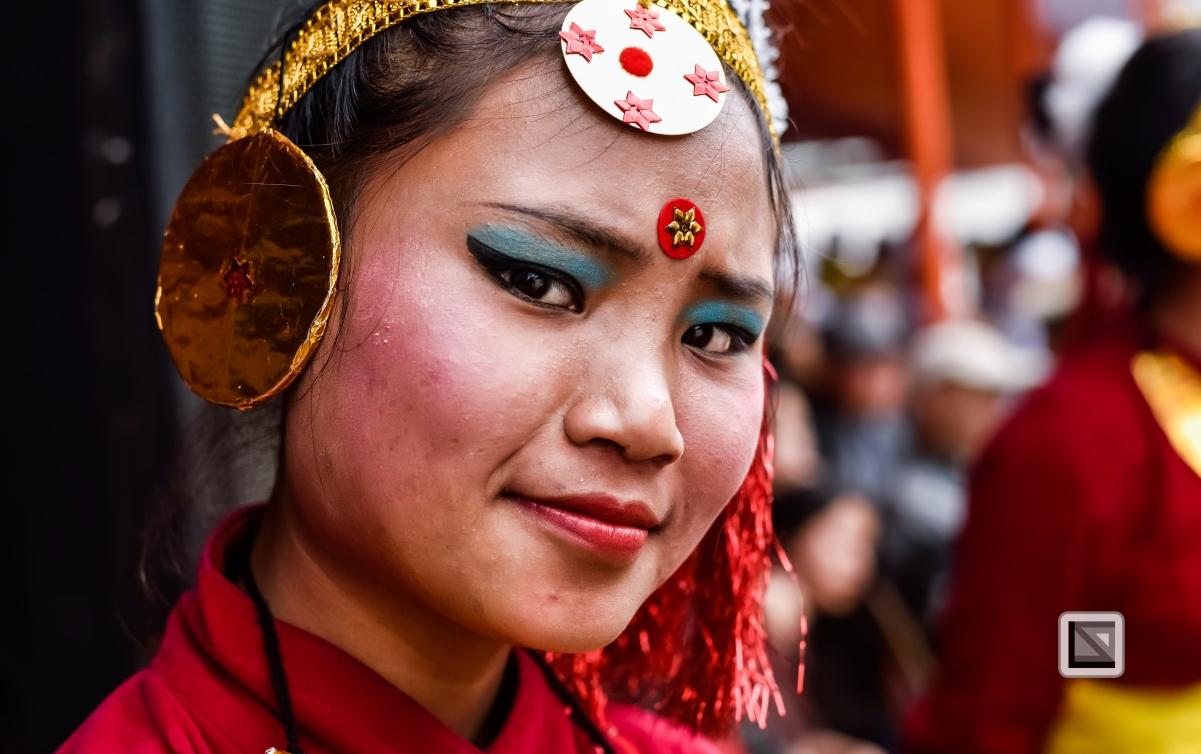 India - West Begal - Darjeeling - Independence Day Celebration-26