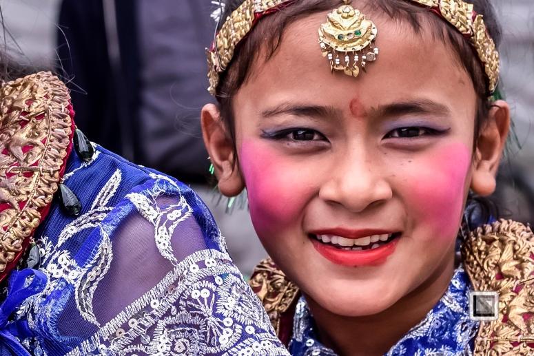 India - West Begal - Darjeeling - Independence Day Celebration-28