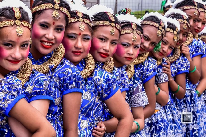 India - West Begal - Darjeeling - Independence Day Celebration-29