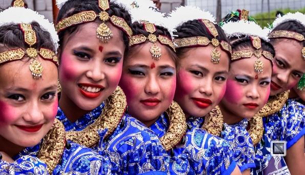 India - West Begal - Darjeeling - Independence Day Celebration-30