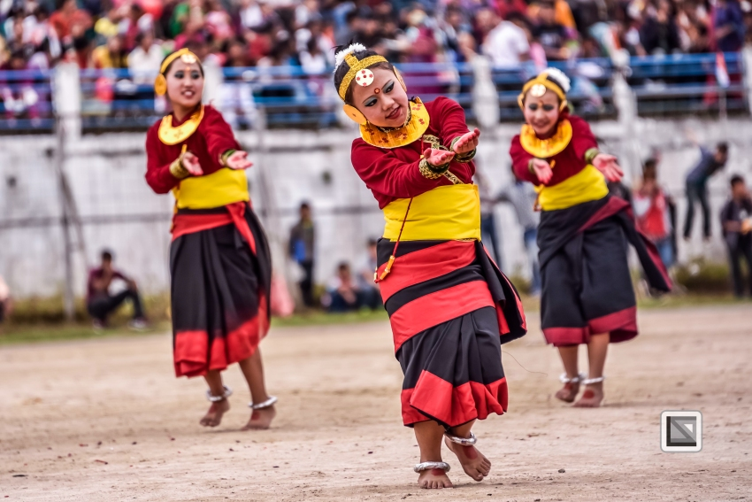 India - West Begal - Darjeeling - Independence Day Celebration-34