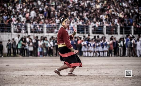 India - West Begal - Darjeeling - Independence Day Celebration-35
