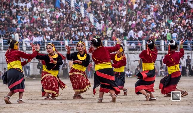 India - West Begal - Darjeeling - Independence Day Celebration-37