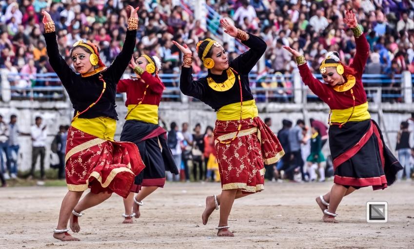 India - West Begal - Darjeeling - Independence Day Celebration-38