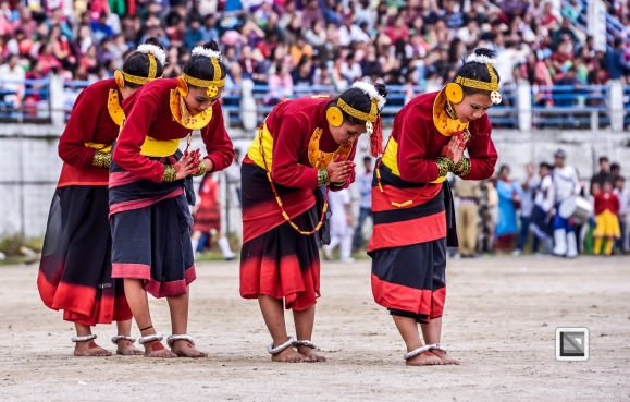 India - West Begal - Darjeeling - Independence Day Celebration-39