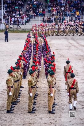 India - West Begal - Darjeeling - Independence Day Celebration-4