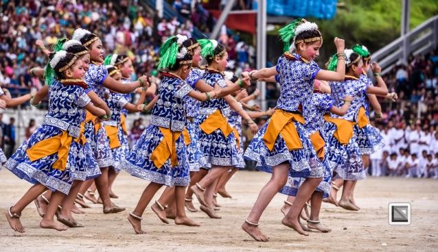 India - West Begal - Darjeeling - Independence Day Celebration-40