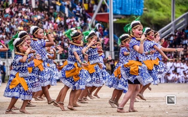 India - West Begal - Darjeeling - Independence Day Celebration-41