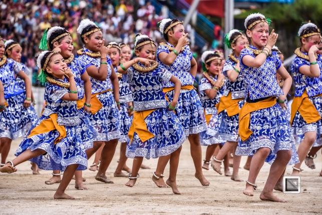 India - West Begal - Darjeeling - Independence Day Celebration-42