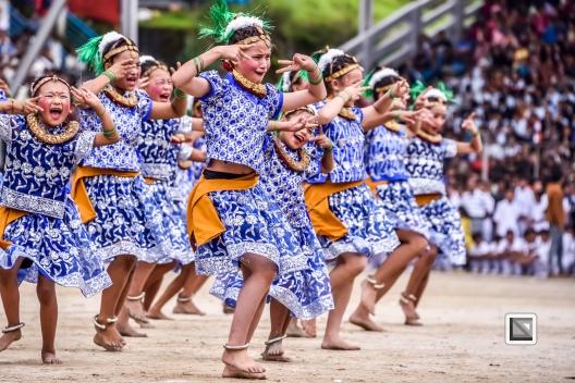 India - West Begal - Darjeeling - Independence Day Celebration-43