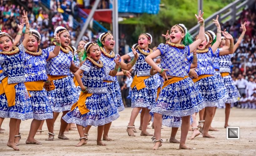 India - West Begal - Darjeeling - Independence Day Celebration-45