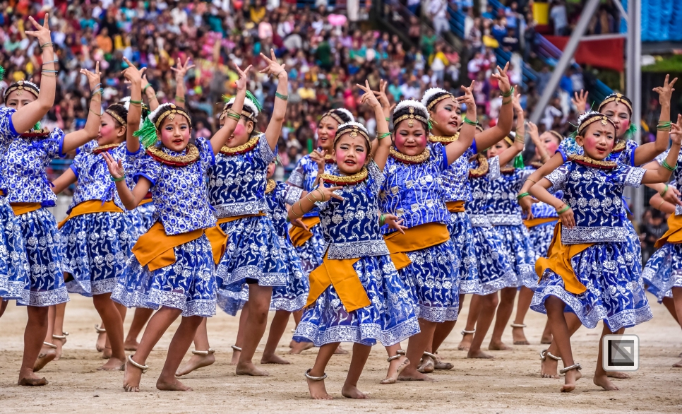 India - West Begal - Darjeeling - Independence Day Celebration-46