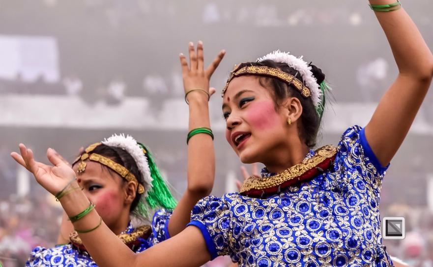 India - West Begal - Darjeeling - Independence Day Celebration-47